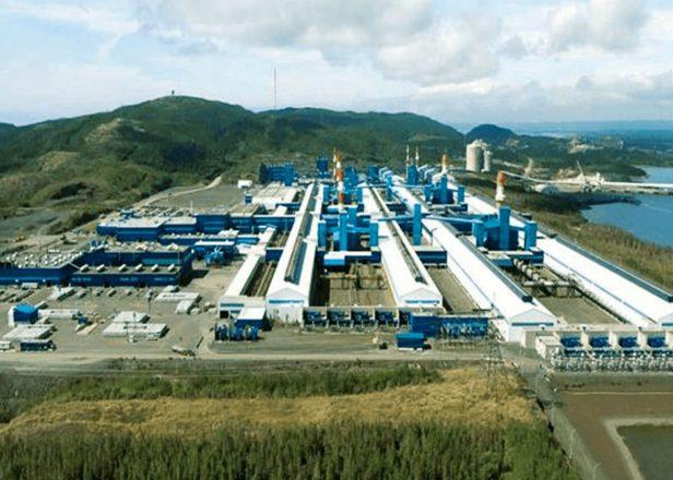 Expansion de l'aluminerie Alouette