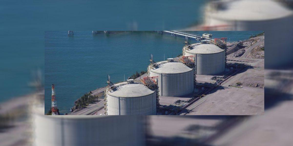 Port Méthanier Canaport LNG