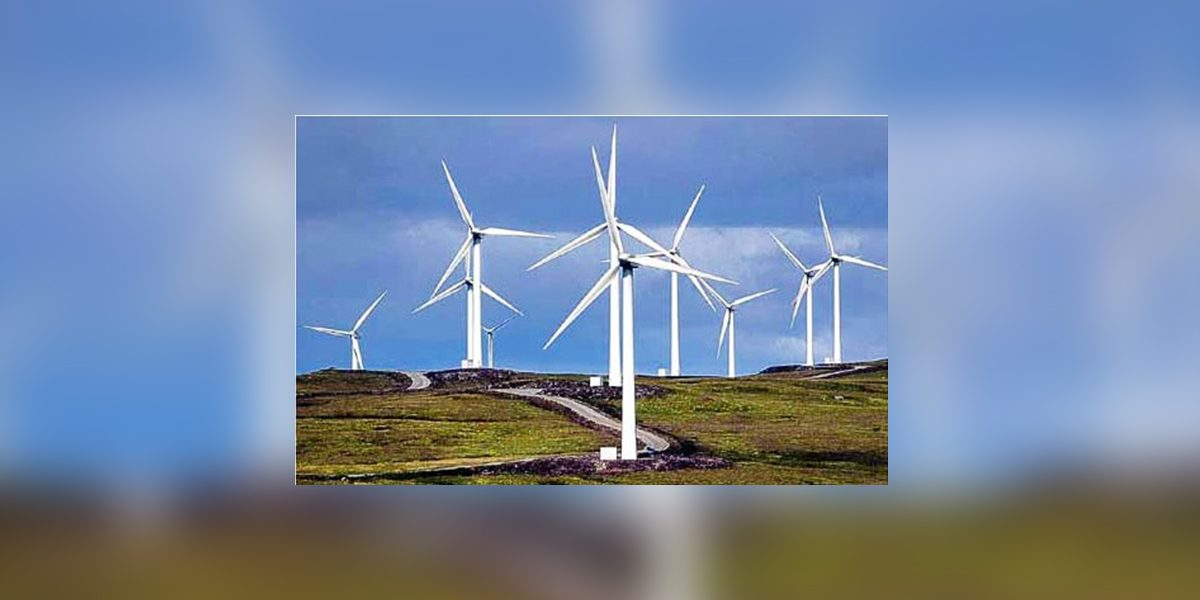 Centre d'éoliennes Windmills