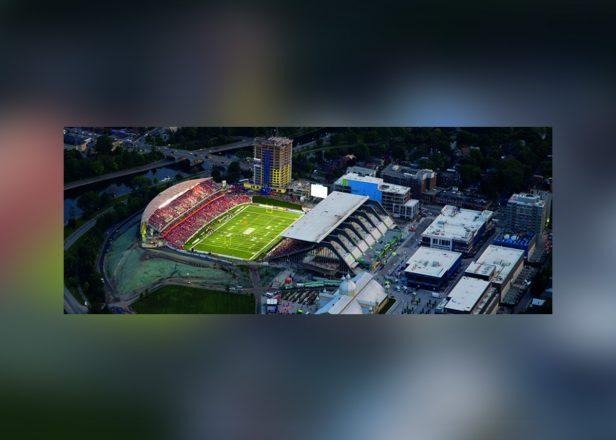 Réaménagement du Parc Lansdowne