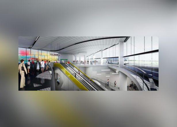 TTC 407 Subway Station and Bus Terminal