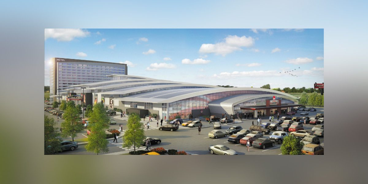 Centre commercial New Horizon